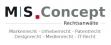 MS Concept Rechtsanwälte - Markenrecht, Patentrecht, Designrecht, Medienrecht Waiblingen